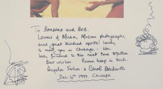 African Ceremonies (Signed First Edition)