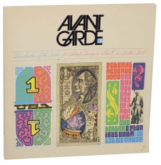 Avant Garde 3 (Three). Ralph GINZBURG, Herb Lubalin, art director
