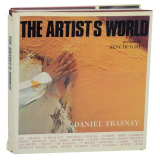 The Artist's World. Daniel FRASNAY