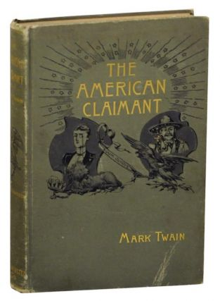 The American Claimant. Mark TWAIN