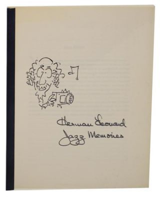 Jazz Memories (Signed First Edition)