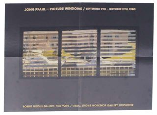 John Pfahl: Picture Windows. John PFAHL