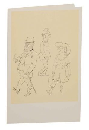 George Grosz: Drawings and Watercolors. George GROSZ