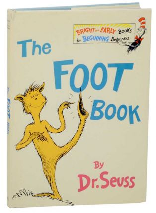 The Foot Book. SEUSS Dr