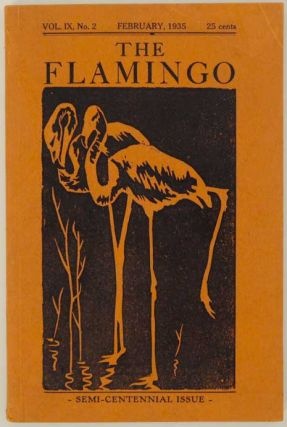 The Flamingo: A Literary Magazine of The Youngest Generation Vol. IX, No. 2 February 1, 1935