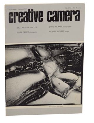 Creative Camera - February 1971. Colin OSMAN, David Hockney Brett Weston, Michael McQueen, Susan...