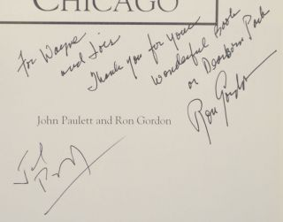 Forgotten Chicago (Signed First Edition)