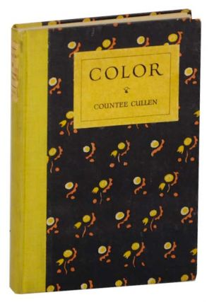 Color. Countee CULLEN