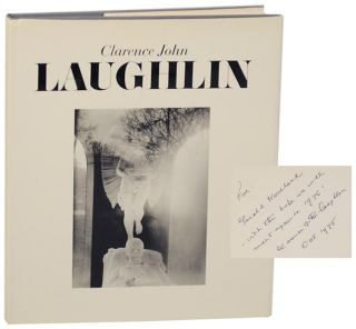Clarence John Laughlin: The Personal Eye (Signed First Edition). Clarence John LAUGHLIN, Lafcadio...