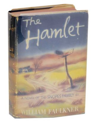 The Hamlet. William FAULKNER