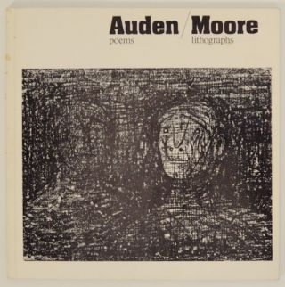 Poems / Lithographs. W. H. AUDEN, Henry Moore