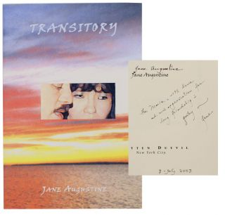 Transitory: A Poem Sequence (Signed First Edition). Jane AUGUSTINE