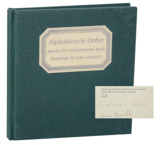 Alphabicycle Order (Signed Limited Edition