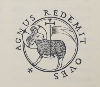 Catalogue of Drawings & Engravings By Eric Gill
