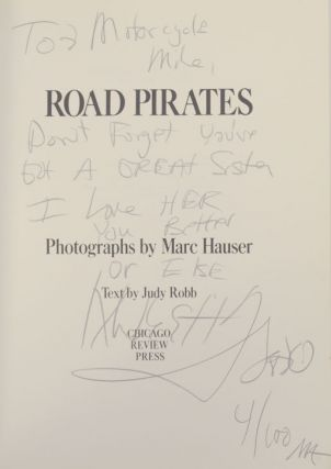 Road Pirates (Signed First Edition)