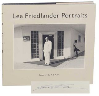 Lee Friedlander Portraits (Signed First Edition). Lee FRIEDLANDER