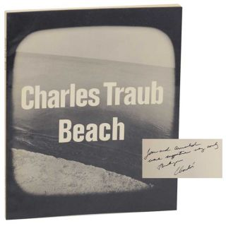 Beach (Signed First Edition). Charles TRAUB, Harry Bouras
