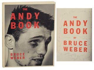 The Andy Book (Signed First Edition). Bruce WEBER