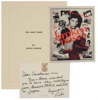 The Andy Book (Signed First Edition)