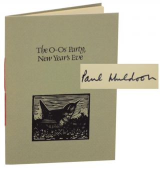 The O-Os' Party, New Year's Eve (Signed Limited Edition). Paul MULDOON, Tim Engelland