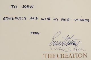 The Creation (Signed First Edition)